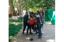 Полицейские унижают гражданина Армении из-за отсутствия маски – Никол Пашинян обратился к инциденту