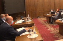 Chief of Armenia's Police describes actions of police officers legal