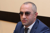 Armenia's PM appoints new head of State Revenue Committee
