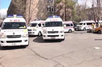 В Армении число зараженных коронавирусом достигло 12 364, число смертей – 259