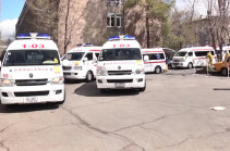 Number of coronavirus cases in Armenia grows by 547 in a day, making total number of infected 12,364, 7 new death cases reported