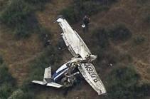 Կալիֆոռնիայում երեք մարդ է մահացել օդանավի վթարի հետևանքով