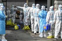 В Китае выявили пять новых случаев COVID-19