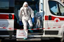 Число жертв коронавируса в мире превысило 394 тыс. человек, число инфицированных - 6,7 млн