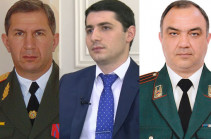 Հայաստանն ունի ԱԱԾ նոր տնօրեն, ԳՇ պետ ու Ոստիկանապետ. Փաշինյանի նոր նշանակումները