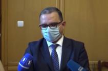 Armenia's economy mister says no final assessments may be given to impact of coronavirus on Armenia's economy
