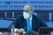 Мы с господином Давтяном проанализируем работу, что удалось, а что нет – Никол Пашинян представил нового начальника Генштаба ВС