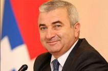 Արցախի ԱԺ նախկին նախագահը նշանակվել է ՀՀ ԱԺ նախագահի խորհրդական