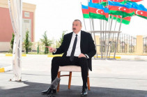 Плодовитый Ильхам Алиев: Ленин, Марк Аврелий и царь Соломон в одном лице