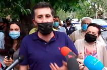 Полиция Армении действует незаконно, применяется несоразмерная сила – Рубен Меликян