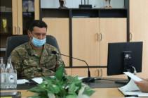 Անցկացվել է ՊԲ-ի ռազմական խորհրդի հերթական հեռավար նիստը