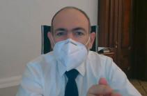 Пашинян: Дела плохи, выявлены рекордные 723 новых случаев заражения коронавирусом