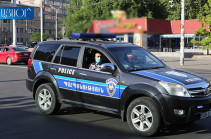 Полиция Армении задержала 91 участника акции в поддержку главы оппозиционной партии Царукяна