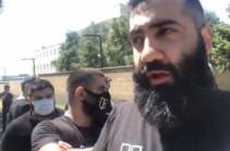 Члены общественно-политической организации «Адеквад» задержаны полицией