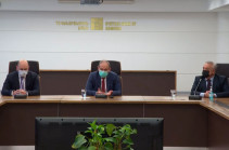 Նիկոլ Փաշինյանը ԿԲ աշխատակազմին է ներկայացրել բանկի նորընտիր նախագահին (Տեսանյութ)