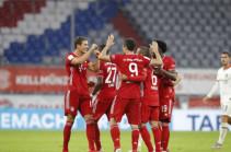 «Բավարիան» 8-րդ անգամ անընդմեջ հաղթել է Գերմանիայի ֆուտբոլի առաջնությունում