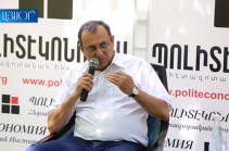 Country cannot develop in conditions of negative and contemptuous behavior of authorities: Artsvik Minasyan