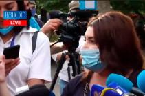 PAP hopes court will make fair decision: Iveta Tonoyan
