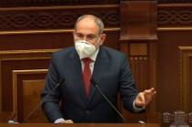 Нужно просто запретить деятельность партий, которые оказывают давление на свободное волеизъявление народа – Никол Пашинян