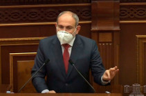 Armenia's PM offers lawmakers to prepare bill on suspending activity of parties