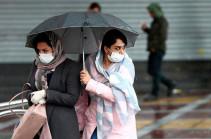Իրանում մեկ օրում արձանագրվել է կորոնավիրուսի հետևանքով մահվան 120 դեպք