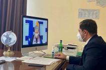 Սուրեն Պապիկյանն ու ԵՄ դեսպանն անդրադարձել են քաղավիացիայի ոլորտում հետագա փոխգործակցությանը