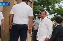 Решение об аресте лидера оппозиционной партии «Процветающая Армения» Гагика Царукяна будет оглашено 21 июня