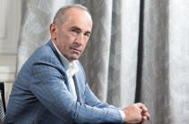 Роберт Кочарян вернулся домой