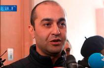 В Армении готовятся свергнуть конституционный строй – Амрам Макинян
