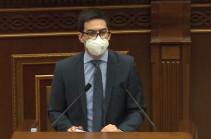 Рустам Бадасян: Мнение Венецианской комиссии и представленный властями проект – созвучны друг с другом