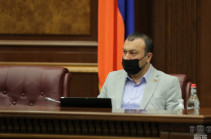 PAP vice speaker of Armenia's parliament Vahe Enfiajyan tests positive for coronavirus