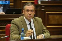 Мяч находится на поле «Светлой Армении» – Тигран Уриханян о подписании обращения в Конституционный суд