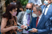 Эпидемиологическая ситуация продолжает оставаться напряженной – Никол Пашинян
