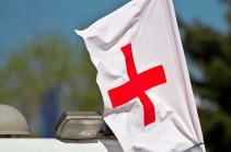Կարմիր Խաչի ՄԿ-ն Արցախի առողջապահակական համակարգին նվիրատվություն է արել COVID-19 համաճարակին դիմակայելու համար