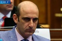 Armenia has not reached coronavirus peak yet: Narek Zeynalyan