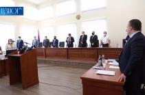 Ալեքսանդր Ազարյանի վերաբերյալ ԲԴԽ որոշումը կհրապարակվի հուլիսի 9-ին