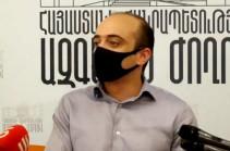 Տարոն Սիմոնյանը Ռոբերտ Քոչարյանի պաշտպաններին հորդորեց իրավաբանությունը քաղաքականության հետ չշփոթել