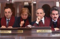 Հորդորում ենք դուրս չգալ Սահմանադրությամբ և օրենքներով սահմանված լիազորությունների շրջանակից. ՍԴ չորս դատավորների հայտարարությունը