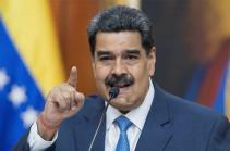 Мадуро заявил, что готов провести референдум о своей отставке