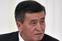 Тест президента Киргизии на коронавирус показал отрицательный результат