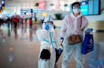 Китай за сутки выявил 13 случаев COVID-19 и пять бессимптомных носителей