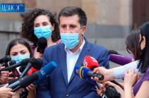 Շուրջ 30 տարի Հայաստանի քաղաքական և իրավական էլիտային հաջողվել է պահպանել սահմանադրական կարգը, այսօր այն փշուր-փշուր եղավ. Ռուբեն Մելիքյան