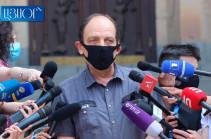 ՍԴ-ի շուրջ կատարվածը կարելի է բնութագրել ռուսերեն հայտնի արտահայտյամբ՝ против лома нет приема. Իրավապաշտպան