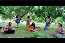 Ողջույններ Տիկնիկայինից՝ Համազգայինին. Թատրոնի դերասաններն ինքնատիպ նախաձեռնությամբ են հանդես եկել (Տեսանյութ)