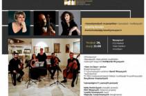 Ռուսական արվեստի թանգարանը հանդես կգա «Երաժշտական ուրբաթներ» առցանց համերգային ծրագրով