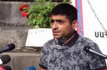 «Հայաստանում սահմանադրական կարգը պետք է վերականգնվի, փաստացի տեղի է ունենում իշխանության յուրացում». բողոքի ակցիա՝ ՍԴ դիմաց