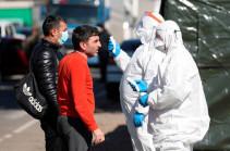 В Грузии за сутки выявили два случая заражения коронавирусом