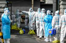 В Китае за сутки выявили три случая COVID-19