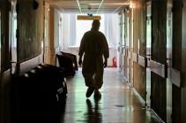 Ռուսաստանում մեկ օրում կորոնավիրուսի հետևանքով մահացել է 216 մարդ