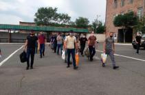 Summer conscription launches in Armenia